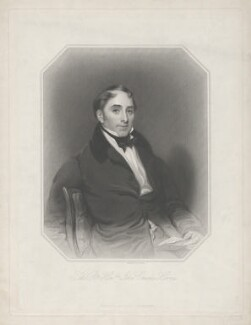 John Charles Herries, by Samuel Freeman, published by  Dawe & Gowar (Gower) - NPG D35716