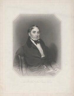 John Charles Herries, by Samuel Freeman, published by  Dawe & Gowar (Gower), 1840s - NPG D35716 - © National Portrait Gallery, London