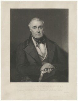 John Charles Herries, by and published by William Walker, after  Sir William Boxall - NPG D35717