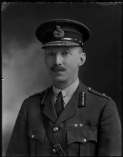 Sir George Bradshaw Stanistreet, by Bassano Ltd - NPG x154565