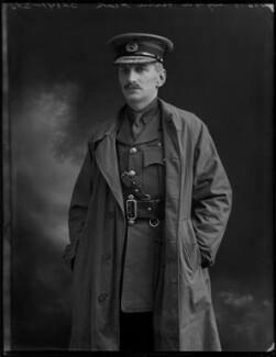 Sir Gerard Moore Heath, by Bassano Ltd - NPG x154577