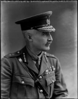 Henry Sinclair Horne, Baron Horne, by Bassano Ltd, 31 December 1918 - NPG x154581 - © National Portrait Gallery, London