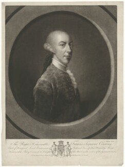 Francis Seymour-Conway, 1st Marquess of Hertford, by John Dixon, sold by  Ryland and Bryer - NPG D35728