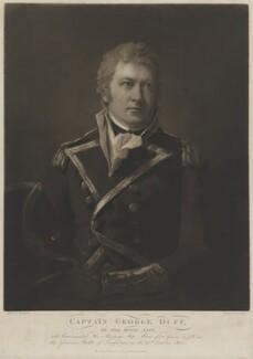 George Duff, by George Dawe, published by  P. Garof, after  Sir Henry Raeburn - NPG D35772