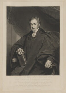 Sir Henry Robert Dukinfield, by C. Jousiffe, published by  Staunton & Sons, after  Sir Martin Archer Shee - NPG D35779