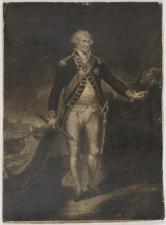Adam Duncan, 1st Viscount Duncan, by Charles Turner, after and published by  Daniel Orme - NPG D35783