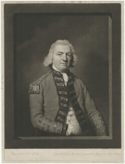 Hon. William Hervey, by Valentine Green, after  Lemuel Francis Abbott - NPG D35744