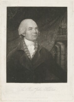 John Hewlett, published by and after Henry Ashby - NPG D35751