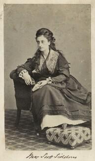 Mary Frances Scott-Siddons, by Owen Angel - NPG x132824