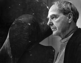 Henry Moore, by J.S. Lewinski - NPG x13737