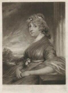 Elizabeth Margaret Hibbert (née Fonnereau), by James Ward, after  John Hoppner - NPG D35759