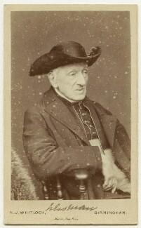 John Newman, by Henry Joseph Whitlock - NPG x21522