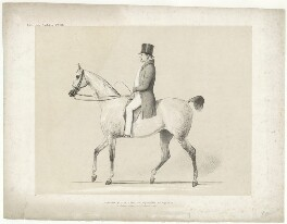 Rowland Hill, 1st Viscount Hill, printed by Alfred Ducôte, published by  Thomas McLean - NPG D35823