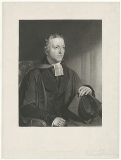 John Hill, by Samuel Bellin, printed by  Brooker & Harrison, published by  James Wyatt & Son, after  John Wood - NPG D35832