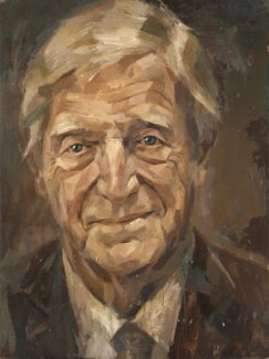 Michael Parkinson, by Jonathan Yeo, 2010 - NPG 6899 - © National Portrait Gallery, London