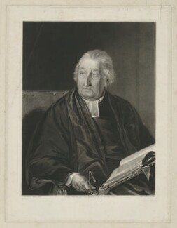 Rowland Hill, by Thomas Goff Lupton, published by  Smith & Son, after  Samuel Mountjoy Smith - NPG D35846