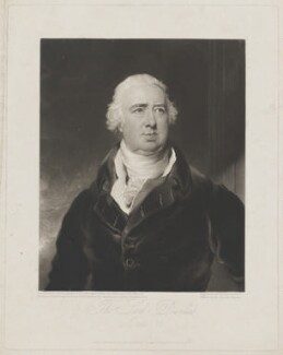 Thomas Dundas, 1st Baron Dundas, by and published by Charles Turner, after  Sir Thomas Lawrence - NPG D35797