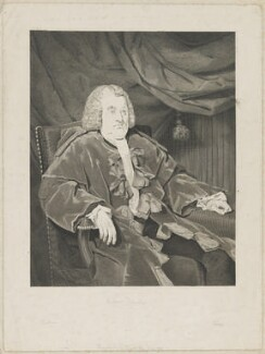 Robert Dundas of Arniston, by and published by William Sharp, after  Sir Henry Raeburn - NPG D35798