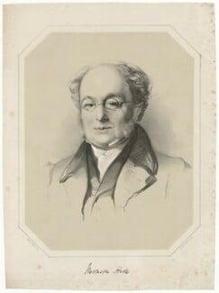 Monson Hills, by Edward Morton, after  James Pemell, 1840s - NPG D35850 - © National Portrait Gallery, London
