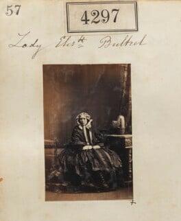 Lady Elizabeth Bulteel (née Grey), by Camille Silvy - NPG Ax54312