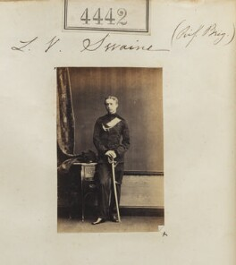 Sir Leopold Victor Swaine, by Camille Silvy - NPG Ax54455