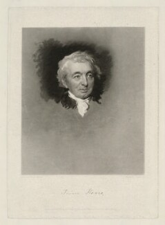 Prince Hoare, by and published by Charles Turner, after  Sir Thomas Lawrence, published 25 July 1831 - NPG D35875 - © National Portrait Gallery, London