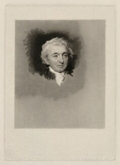 Prince Hoare, by Charles Turner, after  Sir Thomas Lawrence - NPG D35876