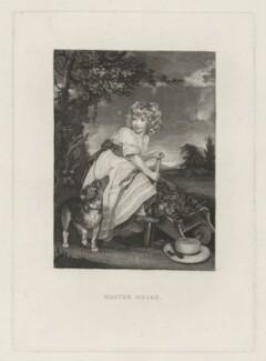 Henry Hoare, by Charles Wilkin, after  Sir Joshua Reynolds - NPG D35881