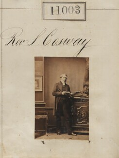 Samuel Cosway, by Camille Silvy - NPG Ax60709