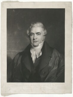 Francis Hodgson, by and published by William Walker, after  Sir Francis Grant - NPG D35895