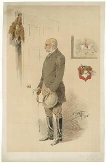 George Hodgson, by George Algernon Fothergill - NPG D35896