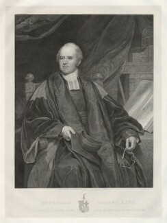 Frodsham Hodson, by James Fittler, after  Thomas Phillips - NPG D35898