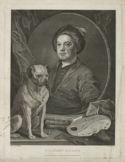 William Hogarth, by Thomas Cook, published by  George, George and John Robinson, after  William Hogarth - NPG D35902