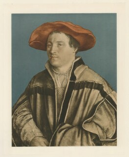 Hans Holbein the Younger, published by Franz Hanfstaengl, after  Hans Holbein the Younger, mid 19th century (1523-1524) - NPG D35905 - © National Portrait Gallery, London