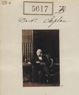 Jean François Isidore Caplin, by Camille Silvy - NPG Ax55572