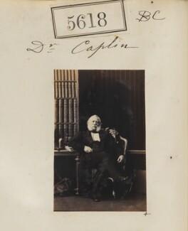 Jean François Isidore Caplin, by Camille Silvy - NPG Ax55573