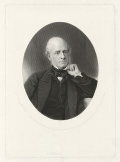 Mr Holland, by George Thomas Doo, after  William Thomas Roden - NPG D35919