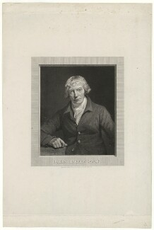 John Hollis, by Charles Warren, after  John Opie - NPG D35920