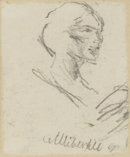 Kathleen Ferrier, by Bernard Dunstan - NPG 5040(7a)