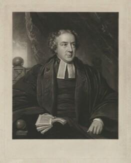 James Thomas Holloway, by George Raphael Ward, after  John Hayes - NPG D35924