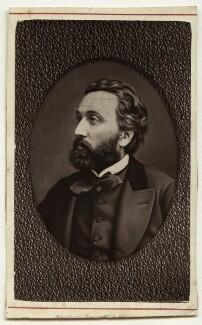 Léon Gambetta, by Pierre Petit - NPG x28189