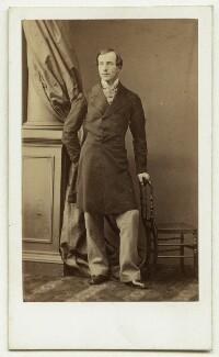 William George Craven, by Disdéri - NPG x1558