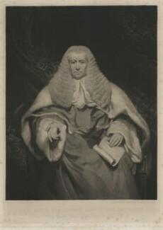 Sir George Sowley Holroyd, by Samuel William Reynolds, published by  Colnaghi & Co, after  Samuel William Reynolds Jr - NPG D35937