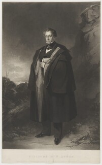 Arthur Hill-Trevor, 3rd Viscount Dungannon, by James John Chant, published by  Henry Graves & Co, after  Stephen Catterson Smith - NPG D36027
