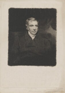 James Abercromby, 1st Baron Dunfermline, by and published by William Walker, after  John Jackson - NPG D36030
