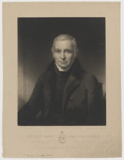 James Abercromby, 1st Baron Dunfermline, by Thomas Goff Lupton, published by  Colnaghi, Son & Co, and published by  Mr Kay, after  Colvin Smith, published 27 May 1835 - NPG D36032 - © National Portrait Gallery, London