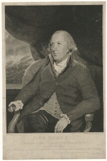 John Home, by and published by Andrew Birrell, after  Sir Henry Raeburn - NPG D35939