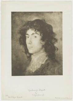 Gainsborough Dupont, after Thomas Gainsborough, 1910 (circa 1770-1775) - NPG D36042 - © National Portrait Gallery, London