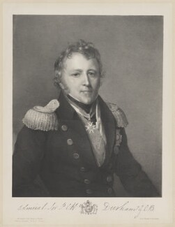 Sir Philip Charles Henderson Calderwood Durham, by Maxim Gauci, printed by  Jérémie Graf, after  Unknown artist - NPG D36050