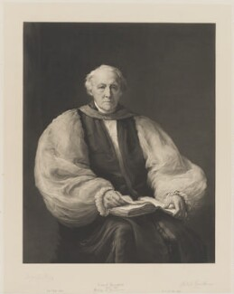 Richard Durnford, by Charles Algernon Tomkins, after  Walter William Ouless - NPG D36052